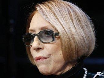 Инну Чурикову обокрали на 250 тысяч рублей в аэропорту Мадрида