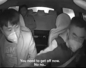 Интернет-пользователи обсуждают реакцию таксиста на пассажира из Уханя