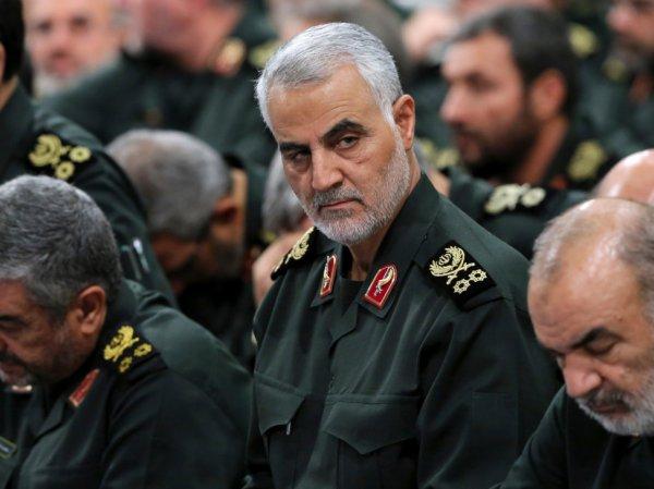 Иран готовит ответный удар по США после убийства Сулеймани