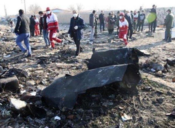 Иран признал, что сбил украинский Boeing двумя ракетами