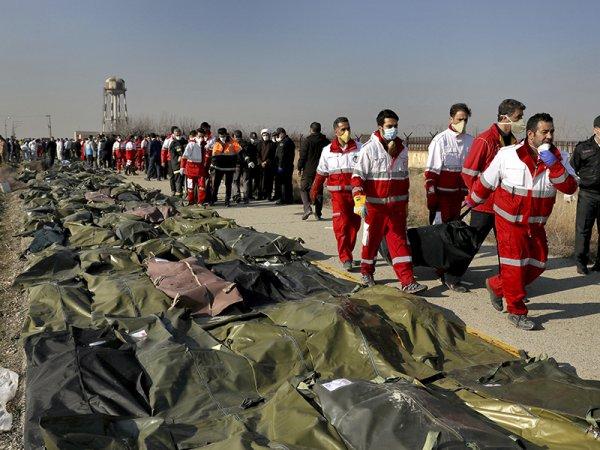 Иран признал, что случайно сбил украинский Boeing-737