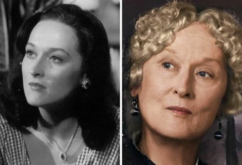 Мэрил Стрип: «Джулия» (1977) — «Маленькие женщины» (2019)
