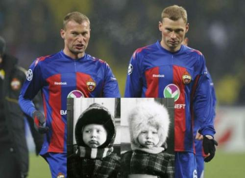 Алексей и Василий Березуцкие, 37 лет, Россия, футбол В июле 2018 года футболисты объявили о завершении профессиональной карьеры.