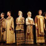 Концерт «С востока на запад» ансамбля «Светилен»