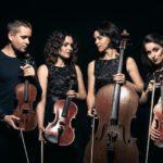 Концерт струнного квартета Externum