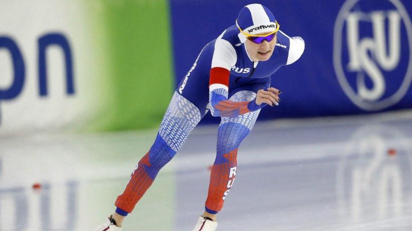 Конькобежка из Подмосковья заняла 2 место на чемпионате Европы