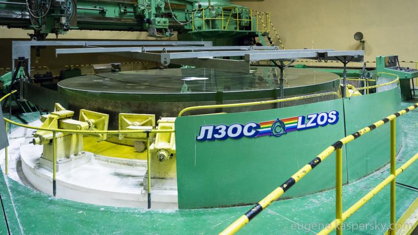 Лыткаринский завод оптического стекла оптимизировал процессы производства линз