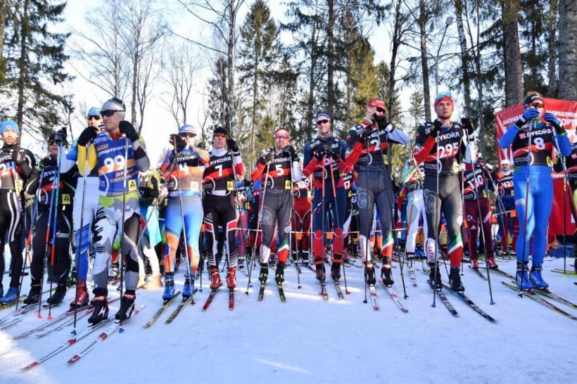 Лыжный марафон «Николов Перевоз» прошел на трассе «Пересвет» в Подмосковье
