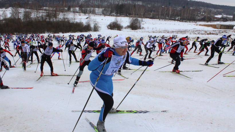 Лыжный марафон «Николов Перевоз» проведут в Сергиево-Посадском округе 18 января