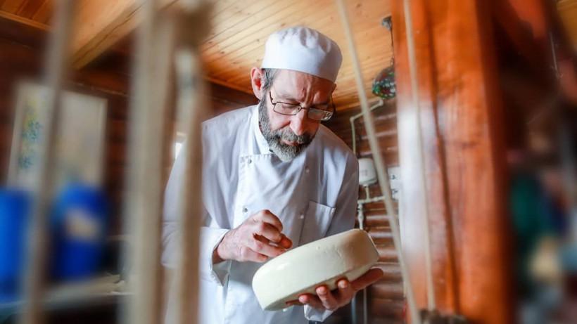Мастер-класс по сыроварению можно пройти на сыроварне в Солнечногорске