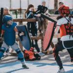 Мечевой бой станет частью фестиваля «Кубок Николая Японского»