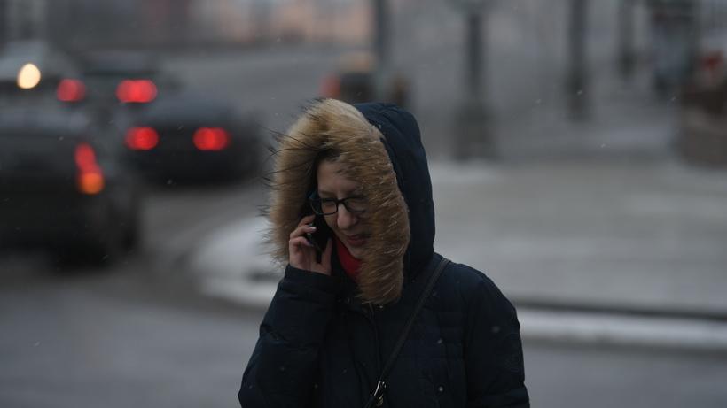 Минтранс Подмосковья призвал жителей быть внимательнее на дорогах из-за сильного ветра