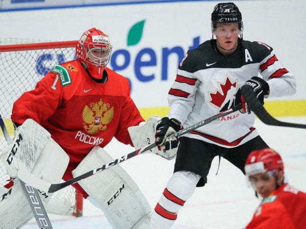 Молодежная сборная России по хоккею проиграла в финале ЧМ-2020 Канаде, ведя 3:1
