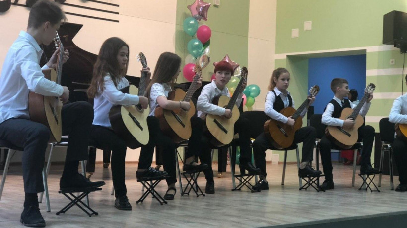 Новая музыкальная школа в Волоколамске получила сертификат на приобретение костюмов