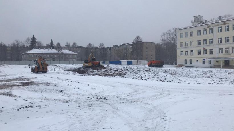 Новый корпус гимназии №2 в Коломне построят в 2021 году