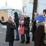 Обзорная экскурсия «Архитектура и история Спасо-Преображенского монастыря»