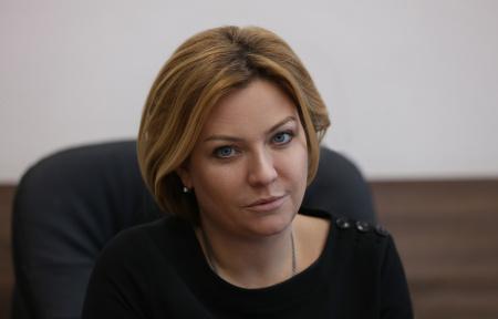 Официальная церемония представления Министра культуры Российской Федерации коллективу ведомства