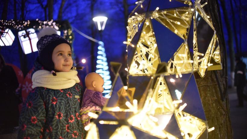 Около 600 тыс. человек посетили новогодние и рождественские ярмарки в Московской области