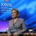 Ольга Любимова приняла участие в открытии XVIII Международных Рождественских образовательных чтений