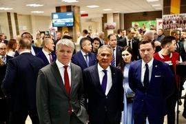 Павел Колобков принял участие в заседании коллегии Министерства спорта Республики Татарстан и осмотрел спортивные объекты в Казани