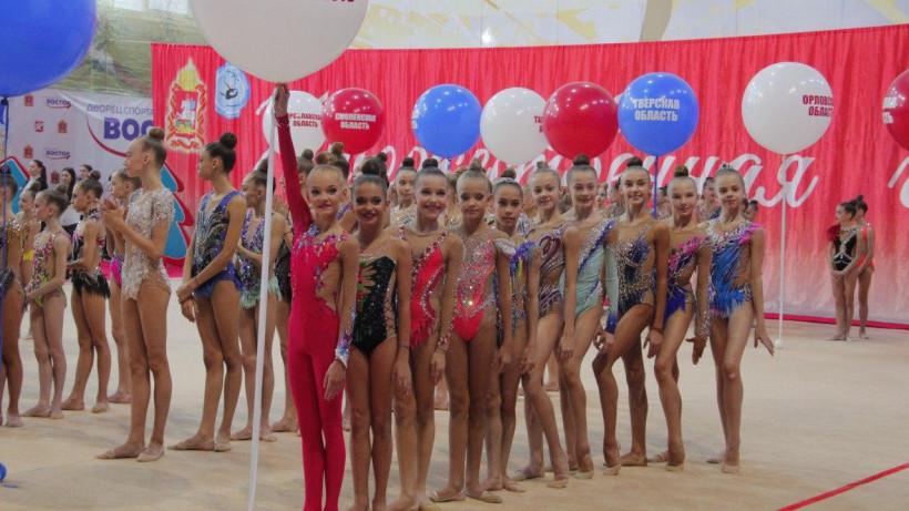 Первенство ЦФО по художественной гимнастике прошло в Орехово-Зуеве
