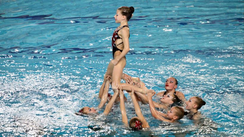 Первенство России по синхронному плаванию стартует в Чехове 29 января