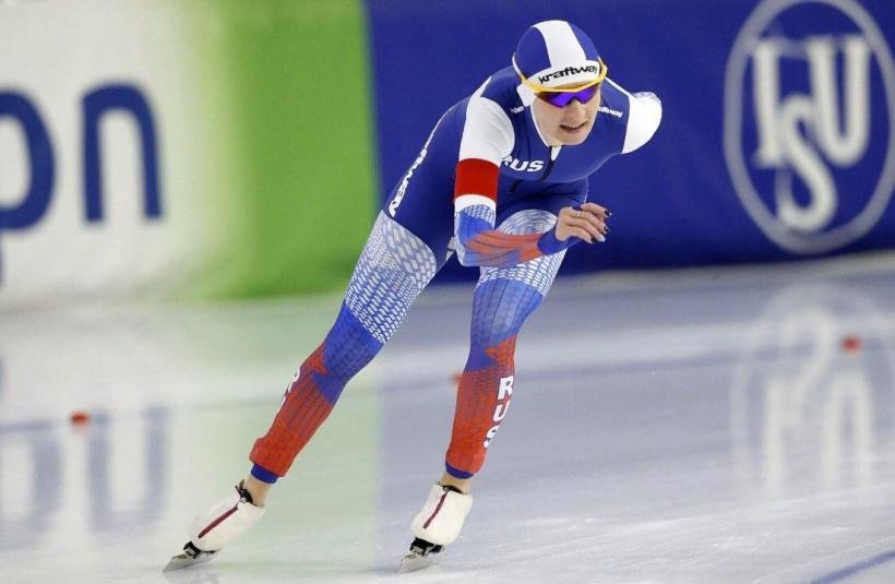 Подмосковная спортсменка завоевала серебряную награду чемпионата Европы по конькобежному спорту