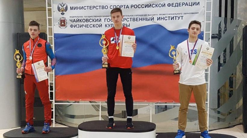 Подмосковные спортсмены завоевали три медали первенства России по лыжному двоеборью
