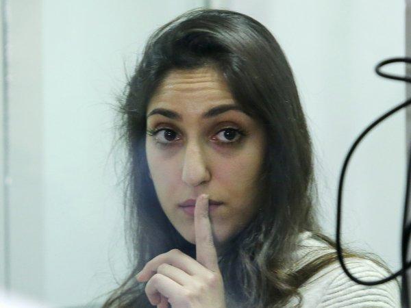 Получившая 7,5 лет колонии за гашиш Наама Иссахар попросила Путина о помиловании