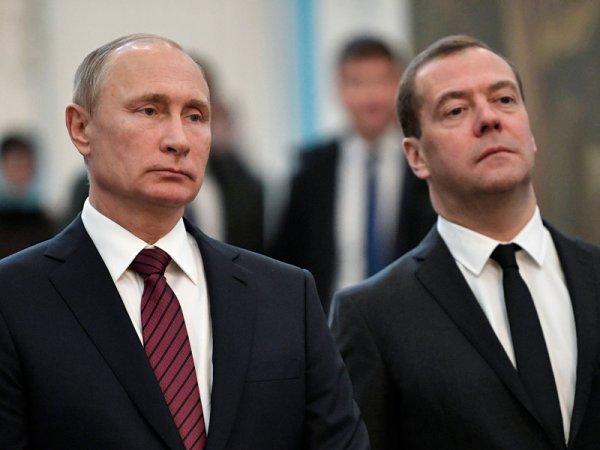 После послания Путина Федеральному собранию правительство РФ ушло в отставку