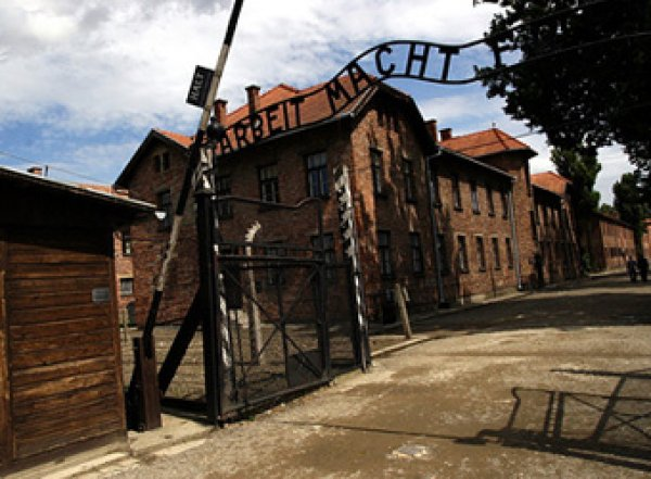 Посольство США приписало освобождение Освенцима американской армии