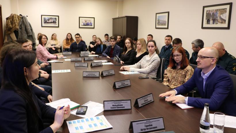 Практика в Главгосстройнадзоре стартовала для 28 студентов МГСУ