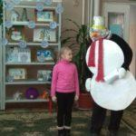Программа для детей «День снеговика»