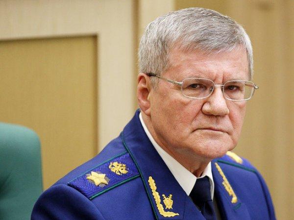 Путин уволил Чайку с поста главы Генпрокуратуры