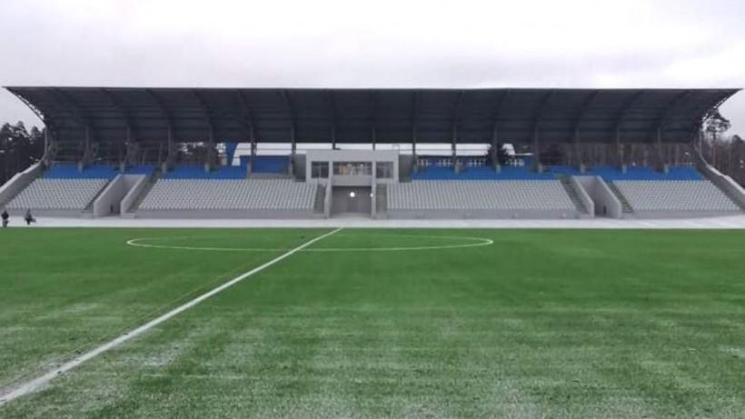 Реконструкцию стадиона «Знамя» завершили в Ногинске