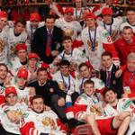 Россияне – серебряные призёры Чемпионата мира по хоккею среди команд игроков не старше 20 лет