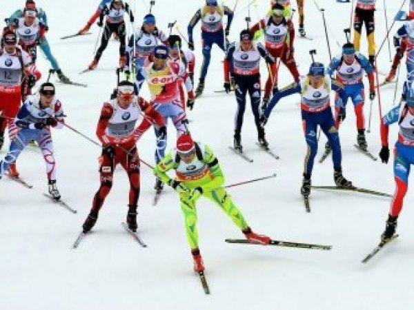 Россияне выступят в масс-старте на этапе КМ по биатлону