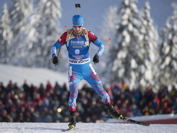 Россияне выступят в спринте по биатлону на этапе КМ в Рупольдинге