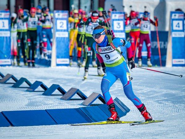 Россиянки выступят в индивидуальной гонке по биатлону на этапе КМ в Поклюке