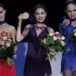 Российские фигуристы выиграли общекомандный зачёт Чемпионата Европы