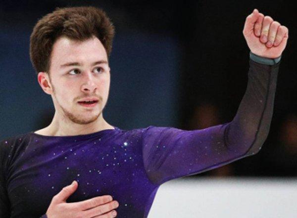 Российский фигурист Алиев выиграл чемпионат Европы и не сдержал слез