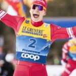 Российский лыжник Александр Большунов выиграл престижную многодневную гонку «Тур де ски», россияне Сергей Устюгов и Наталья Напряева – вторые в зачётах