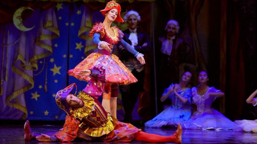 «Русский балет» выступит с гастролями в Калининградской области 1 и 2 февраля