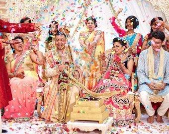 Сбежавшие отец жениха и мать невесты сорвали свадьбу детей