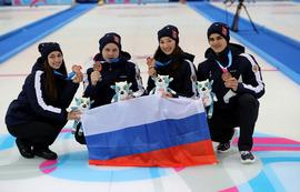 Сборная России сохраняет лидерство на III зимних юношеских Олимпийских играх в Лозанне