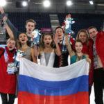 Сборная России вышла в лидеры общекомандного зачёта III зимних юношеских Олимпийских игр Лозанне