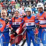Семен Павличенко одержал победу на этапе кубка мира по санному спорту