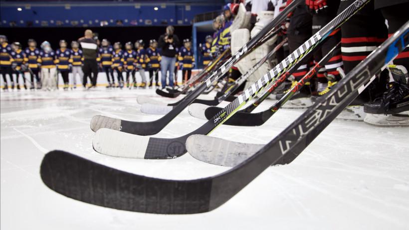 Серия игр в рамках Любительской хоккейной лиги прошла в Королеве