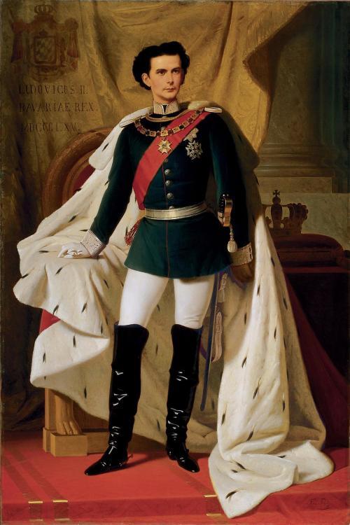 В период революционного движения 1848 года король отрёкся от престола в пользу своего сына. Сам Людвиг I с тех пор жил, как простой человек, покровительствовал искусствам, иногда встречался со знатными людьми и скончался в Ницце в 1868 году, пережив своего сына-короля. К моменту смерти Людвига I Баварского страной правил уже его внук, Людвиг II.