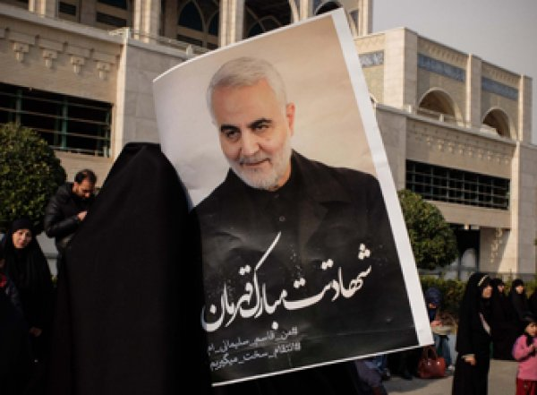 СМИ раскрыли обстоятельства приказа Трампа об убийстве генерала Сулеймани